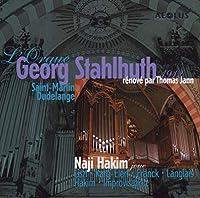 George Stahlhuth of St,Martin