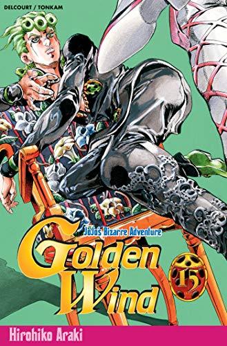 Jojo's - Golden Wind T15