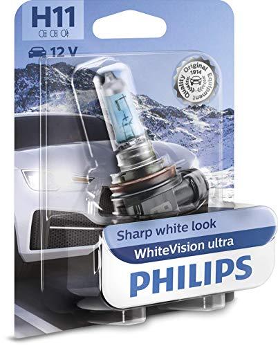 Philips WhiteVision ultra H11 bombilla faros delanteros, blister individual
