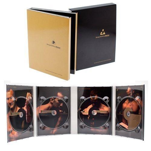 Fitness Body-Building DVD-Set von Mentor Flavio Simonetti | Sport DVD zum Muskel-Aufbau | Gesunde Ernährung und Rezepte für den Aufbau von Muskel-Masse | Mehr Motivation mit zusätzlichem Trainingsplan - 4