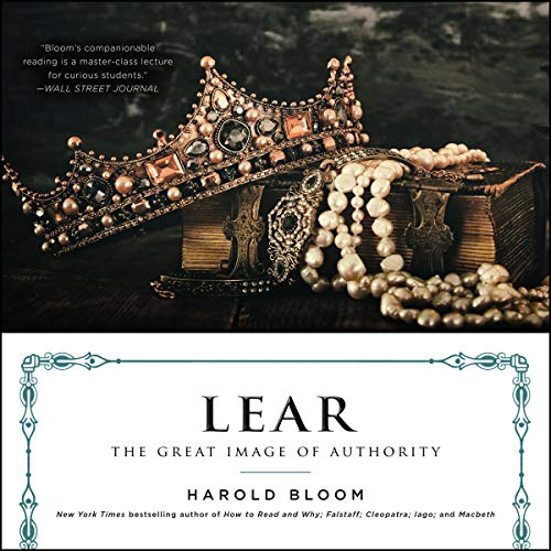 Lear audiobook cover art