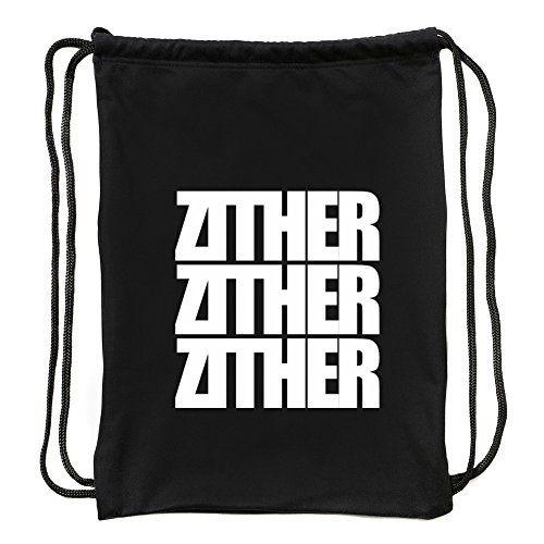 Eddany Zither three words Borsa sportiva