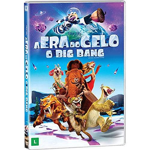 A Era Do Gelo - O Big Bang [Dvd]