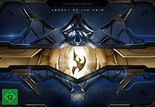 StarCraft II: Legacy of the Void - Collectors Edition - [PC/Mac] (B011UQCW3A) | Amazon price tracker / tracking, Amazon price history charts, Amazon price watches, Amazon price drop alerts