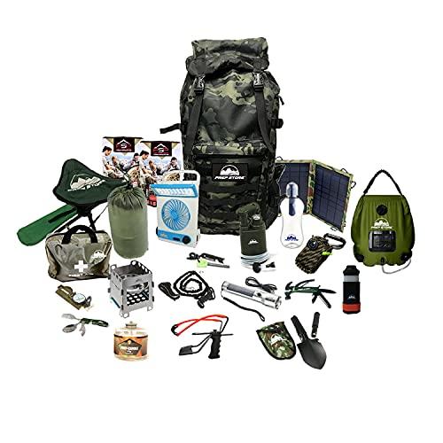 Prep Store - Quick Plus - Emergency Survival Pack - 48 Hr. Food Supply...