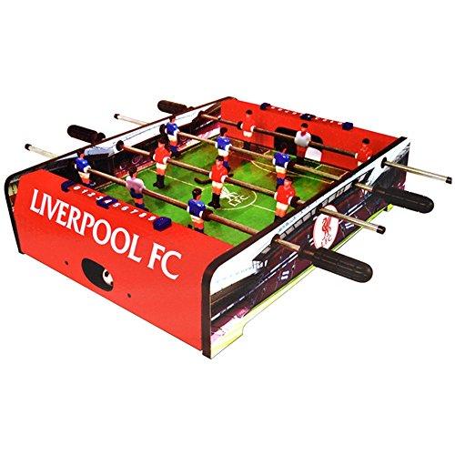 Liverpool FC Tischkicker Design (Einheitsgröße) (Rot/Grün)
