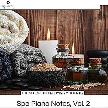The Secret To Enjoying Moments - Spa Piano Notes, Vol. 2