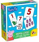 LISCIANI PEPPA PIG JUEGOS DE LOGICA BABY (PRIMEROS NUMEROS O PRIMEROS COLORES)