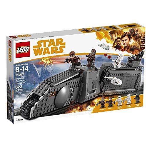 Véhicule de Transport Imperial Conveyex LEGO Star Wars 75217 - 622 Pièces - 3