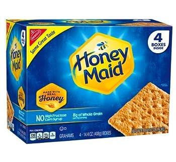 Nabisco Honey Maid Grahams 57.6 Ounce