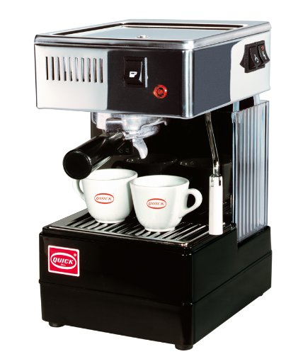 Quick Mill Stretta 0820 Espressomaschine in schwarz