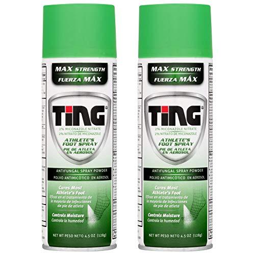 Ting Antifungal Spray Powder for Athlete