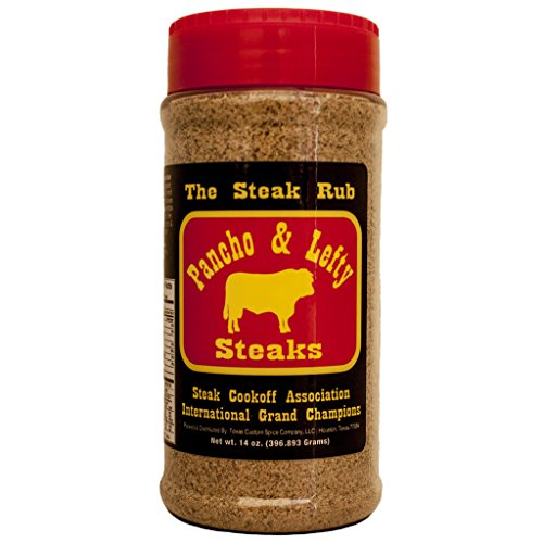 Pancho & Lefty Steak Rub