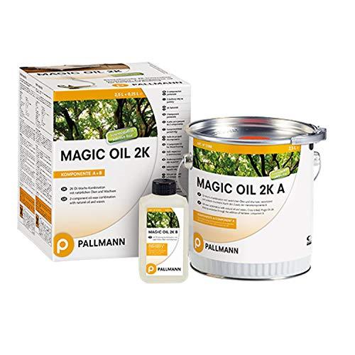Pallmann Magic Oil 2K A/B - 2,75 Liter