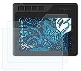 Bruni Película Protectora para Gaomon S620 Protector Película, Claro Lámina Protectora (2X)