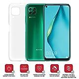 "Foto Huawei P40 Lite con Cover, Display Punch FullView da 6.4"", Kirin 810 Octa Core, Verde, Versione Italiana"