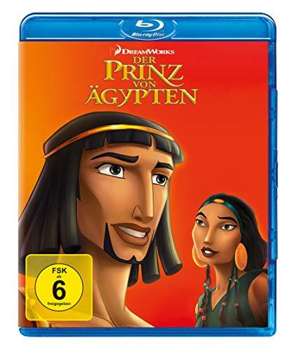 Der Prinz von Ägypten [Blu-ray]