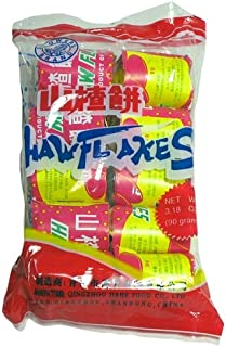 Haw Flakes 3.18 Oz / 90 G (Pack of 1)