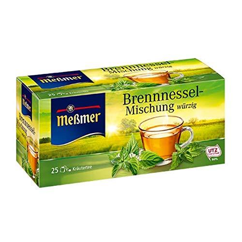 Meßmer Brennessel-Mischung Kräutertee 25er