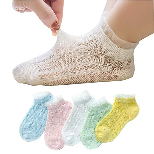 Girls Dressy Ankle Socks
