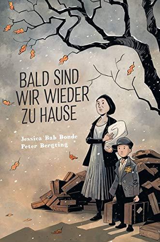 Buchseite und Rezensionen zu 'Bald sind wir wieder zu Hause' von Jessica Bab Bonde