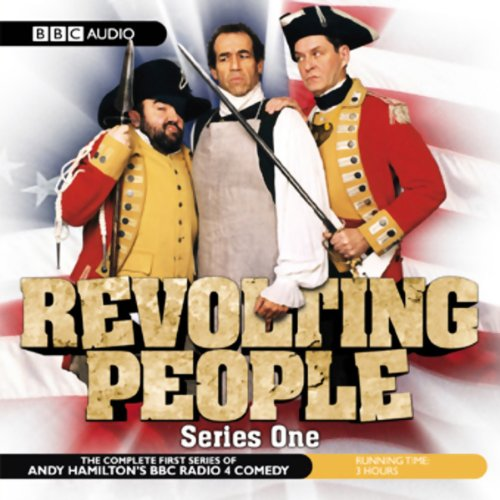 Revolting People audiobook cover art