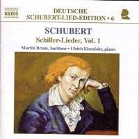 Schiller-Lieder I by SCHUBERT (2001-06-19)