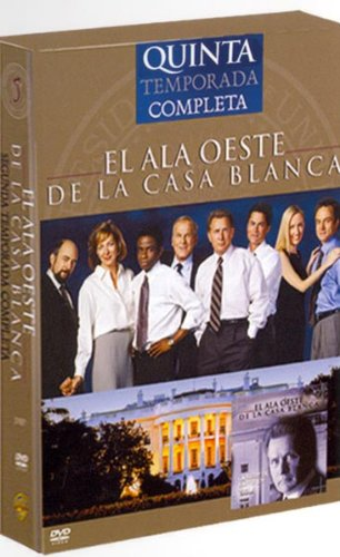 El Ala Oeste De La Casa Blanca Temporada 5 [DVD]