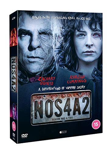 NOS4A2 - Season 1 and 2 Complete [DVD]