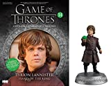 HBO - Figura de Resina Juego de Tronos. Game of Thrones Collection nº 14 Tyrion Lannister