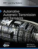 Automotive Automatic Transmission and Transaxles: CDX Master Automotive Technician Series