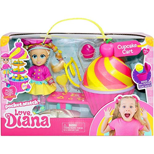 Love, Diana- Juguete (Vivid Toy Group 919150)