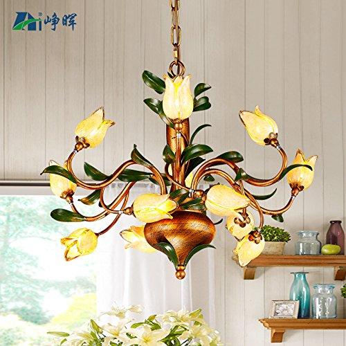 Quietness @ Ciondolo illuminazione LED moderno lampadario industrie creative Loft lampadario per sala da pranzo Camera da letto Soggiorno magazzino 8633ch20