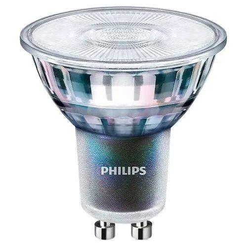 Philips LED-Lampe MASTER LEDspot ExpertColor 5.5-50W GU10 930 36D 220-240V