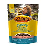 Zuke's Puppy Naturals Puppy Treats Salmon and Chickpea Recipe - 5 Oz Bag
