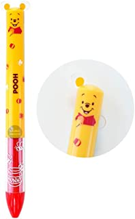 mimi Ballpoint Pen 2 Color Black, Red, 0.7mm (Winnie the Pooh [ 22047901 ])