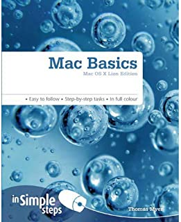 Mac Basics in Simple Steps by Thomas Myer - Paperback