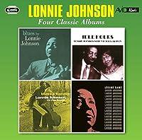 JOHNSON - FOUR CLASSIC ALBUMS (IMPORT)