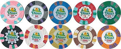Save money Ranking TOP13 100 Dunes Casino Commemorative Chips Poker Vegas