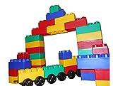 Kids Adventure 60pc Jumbo Blocks