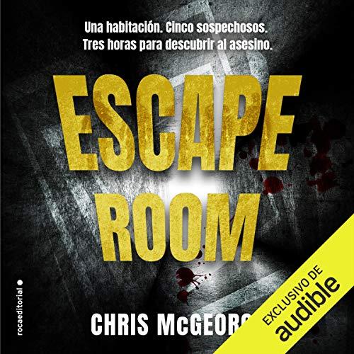 Escape Room (Narración en Castellano) (Spanish Edition) Titelbild