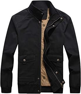 Musommer Men's Blouse Materials Fashion Men's Autumn and Winter Windproof Personality Jacket Jacket
