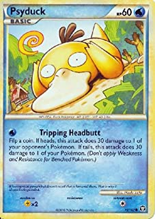 Pokemon - Psyduck (74/102) - HS Triumphant