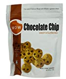 WOW Baking Company Cookies Gluten Free Chocolate Chip -- 8 oz Each / Pack of 2