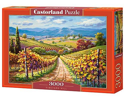 Castorland 3000 El. Winnica Hill C-300587-2 [Puzzle]