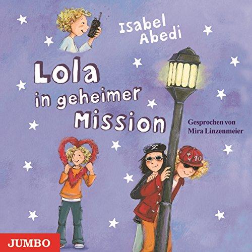 Lola in geheimer Mission Titelbild