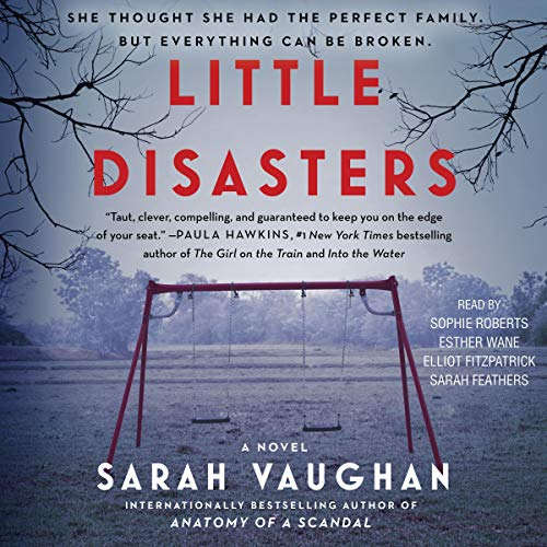 Little Disasters cover art