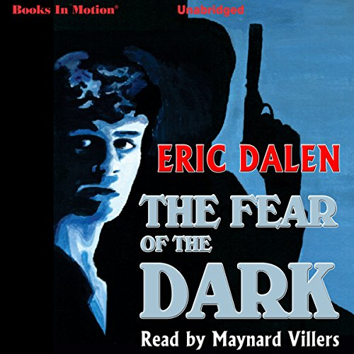The Fear of the Dark audiobook cover art