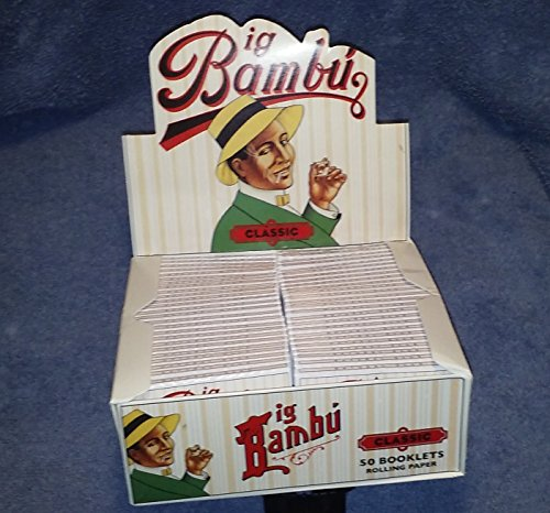 Big Bambu Rolling Papers (50 Booklets)