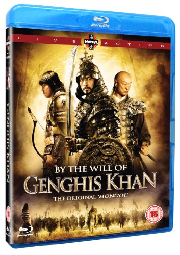 by The Will of Ghengis Khan [Edizione: Regno Unito] [Blu-Ray] [Import]